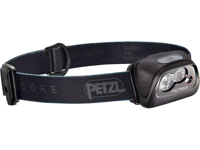 Petzl Tactikka Core Lampe frontale, black